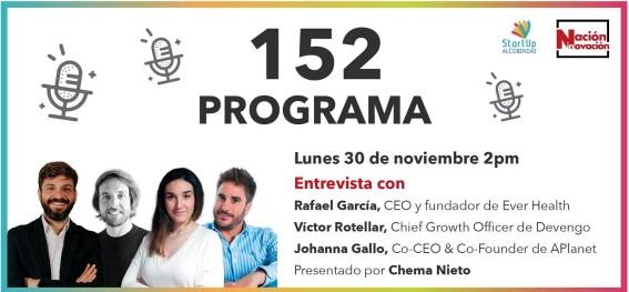 Programa 152